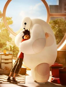 Baymax, Big Hero 6