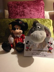 Disney,Disney Store,Mickey Mouse, London, Eeyore,grief