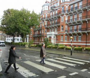 Abbey Road,The Beatles,London,grief