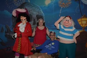 Walt Disney World, Pirates,Fireworks,ALS,Halloween