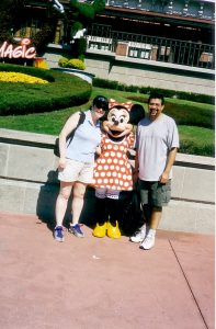 Mickey Mouse, Minnie Mouse, ALS, Walt Disney World, Disney