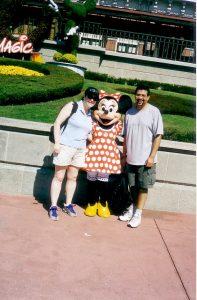 Mickey Mouse, Minnie Mouse, ALS, Walt Disney World, Disney