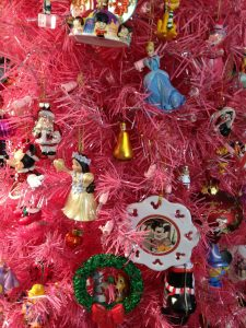 ALS, grief, Christmas,Disney