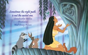 Caregiving,grief,ALS,Disney,Pocahontas