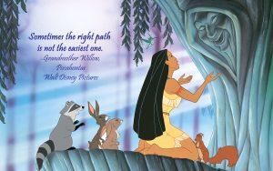 Caregiving,grief,ALS,Disney,Pocahontas