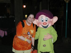 ALS,Grief,Disney,Snow White,Caregiving, 7 Dwarfs