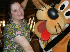 ALS, Caregiving, Grief, Walt Disney World, Disney