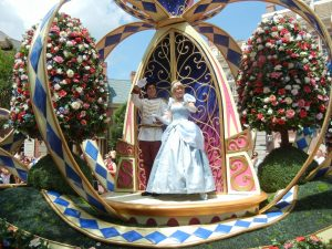 Cinderella, Disney, ALS, Grief, Caregiving