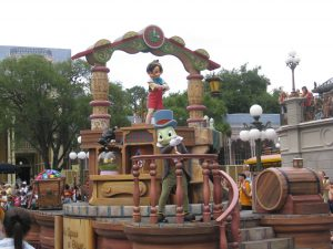 Caregiving, Walt Disney World, Disney, Pinocchio