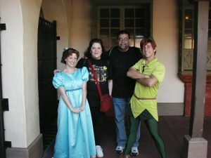 ALS,Caregiving,Grief,Walt Disney World