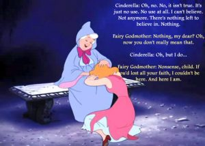 Cinderella,Disney,ALS,Grief,Caregiving