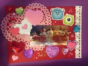 Valentine's Day, Disney, Grief