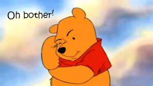 Grief,Disney,Winnie the Pooh