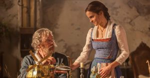 Caregiving,Grief,Disney,Beauty and the Beast