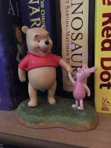Disney Store,Winnie the Pooh,Piglet