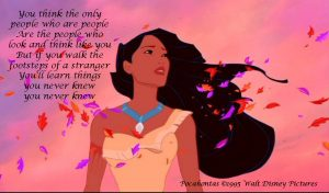 ALS,Caregiver,Caregiving,Disney,Pocahontas,Colors of the Wind