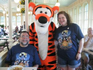 ALS,Caregiver,ALS Awareness Month,Walt Disney World, Mickey Mouse, Tigger