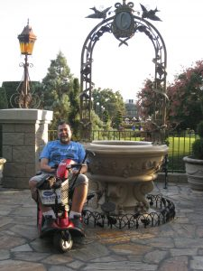 ALS,Caregiver,ALS Awareness Month,Walt Disney World, Mickey Mouse, Wishing Well