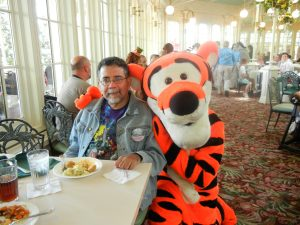 ALS,Caregiver,ALS Awareness Month,Walt Disney World, Mickey Mouse,Tigger