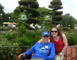 ALS,Don't Talk-a-Thon, Project ALS, Walt Disney World