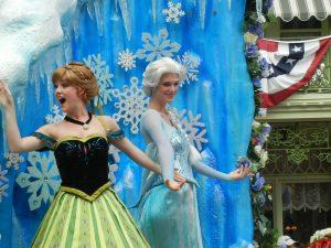 Frozen, Walt Disney World,ALS,Caregiving