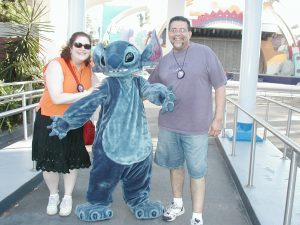 ALS, Walt Disney World, Lilo and Stitch