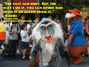 ALS, Rafiki, Walt Disney World, Caregiving