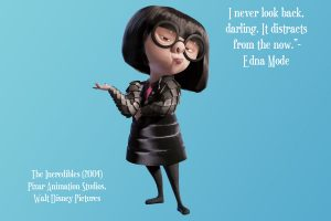 Edna Mode, The Incredibles