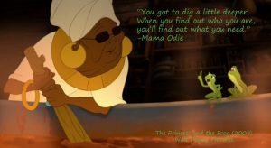 Princess and the Frog, Mama Odie